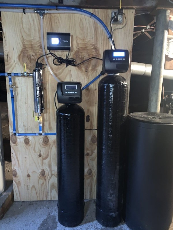 Water Softener, Acid Neutralizer, and Ultraviolet Purification System in West Hurley, NY